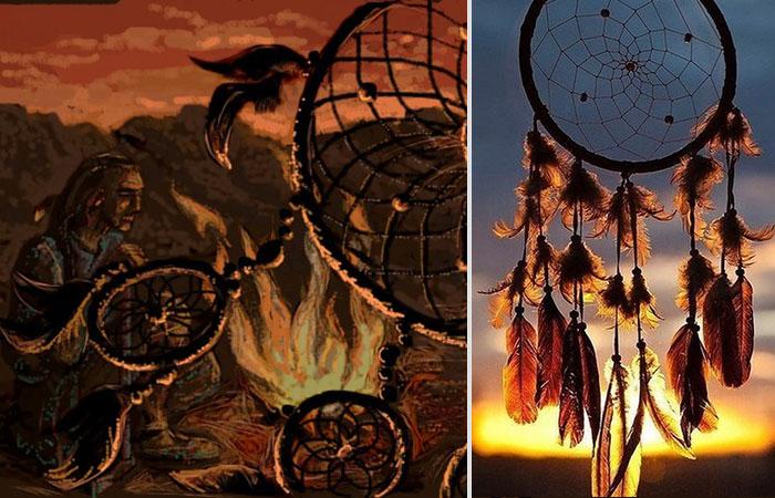 «Ловцы снов»: одна из самых популярных традиций коренных американцев