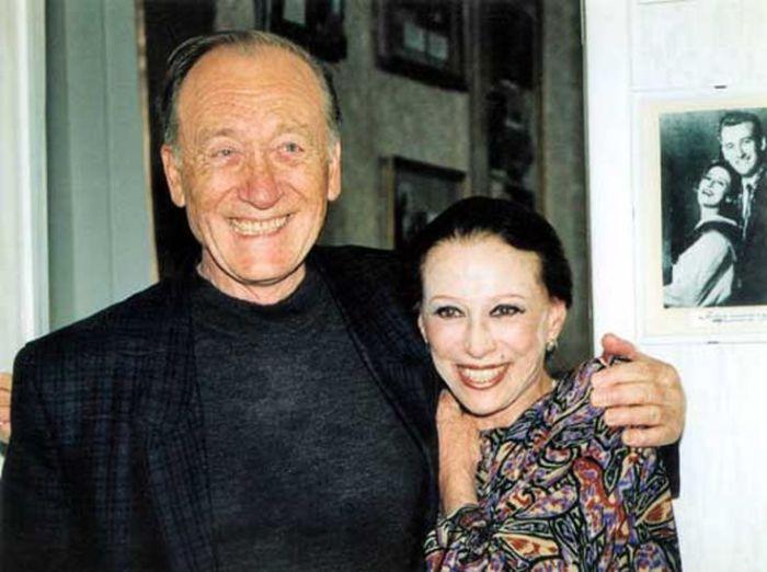 Родион Щедрин и Майя Плисецкая. / Фото: audiocircle.com