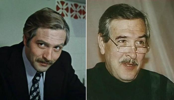 Советский и российский актёр театра и кино, Народный артист Российской Федерации.