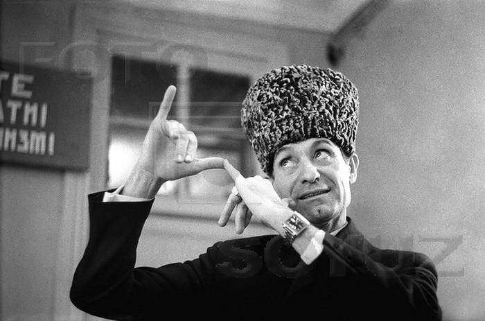 Великий чеченский танцор Махмуд Эсамбаев