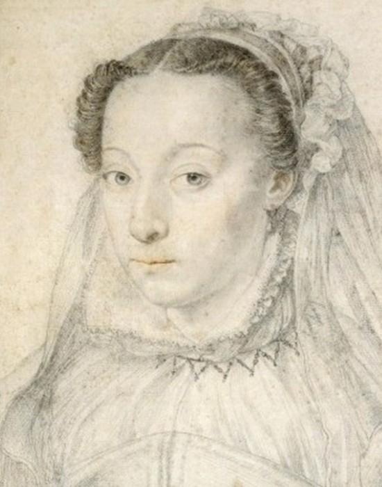 Мария Клевская - единственная любовь Генриха III.