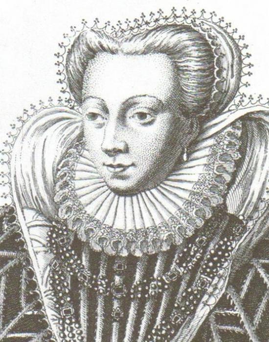 Мария Клевская - любовь и страсть короля Франции.