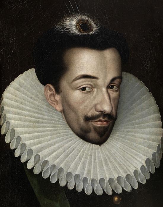 Самый утончённый король Франции.