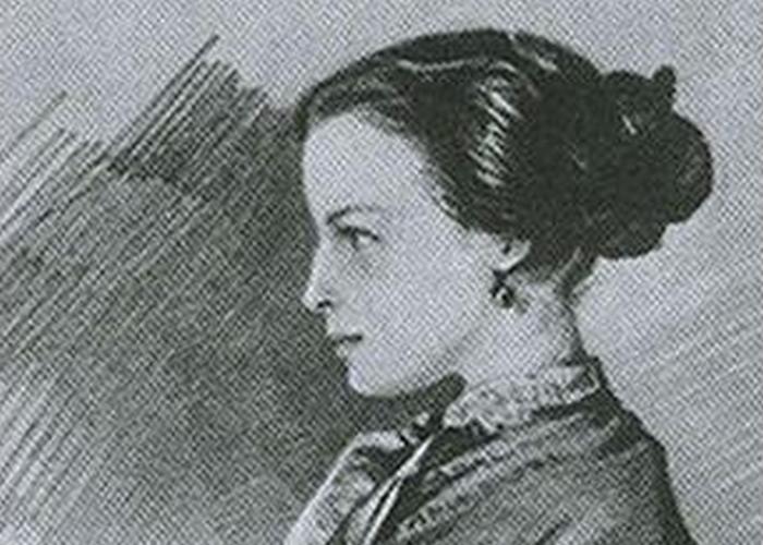 Младшая дочь Пушкина Мария. / Фото: moiarussia.ru
