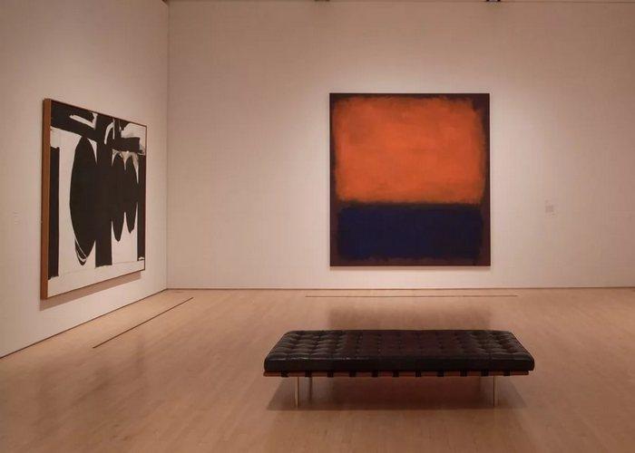 Полотно из коллекции музея современного искусства Сан-Франциско./ Фото: ilxor.com