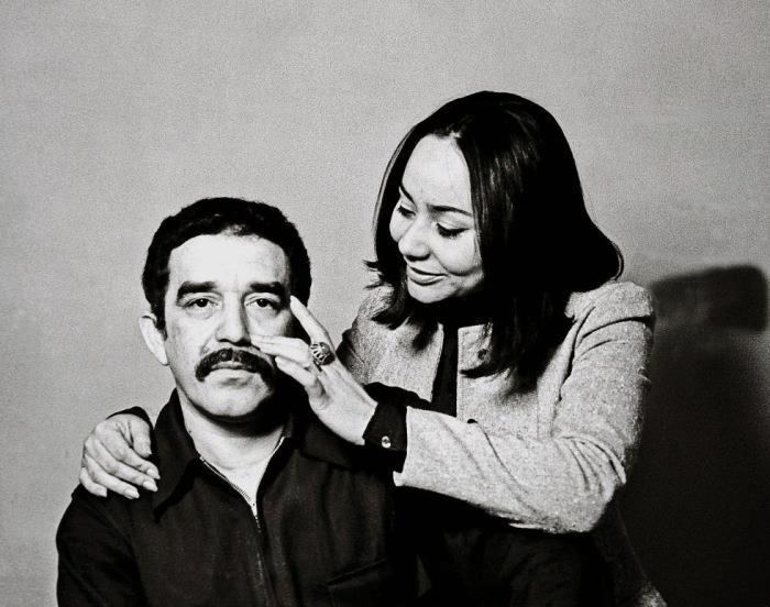 Габриэля Маркеса и Мерседес Барга: всю жизни вместе.
