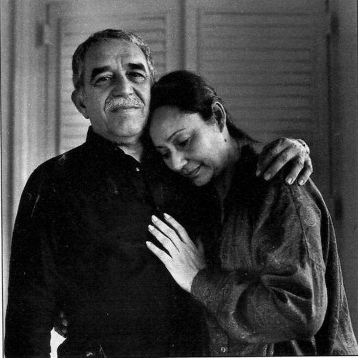 Габриэля Маркеса и Мерседес Барга: полное взаимопонимание.