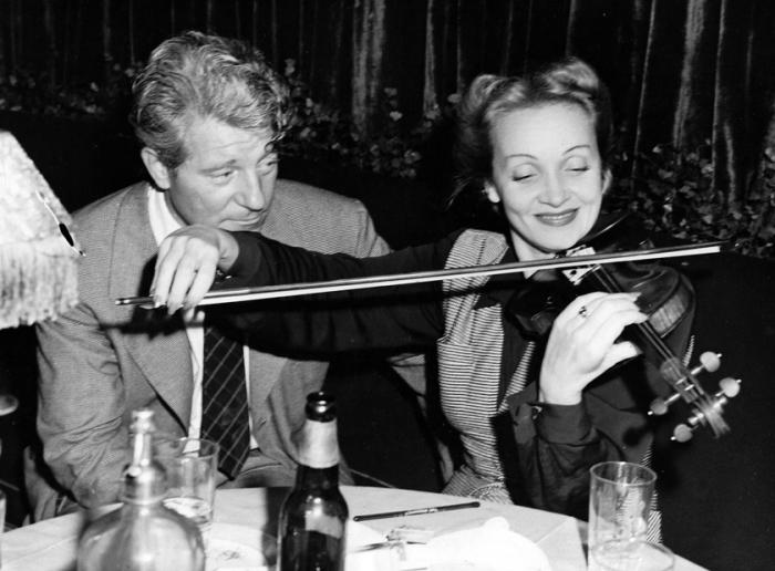 Марлен Дитрих и Жан Габен: несовпадение страстей.