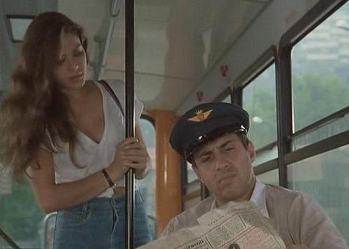 Кадр из фильма «Безумно влюбленный». / Фото: vokrug.tv