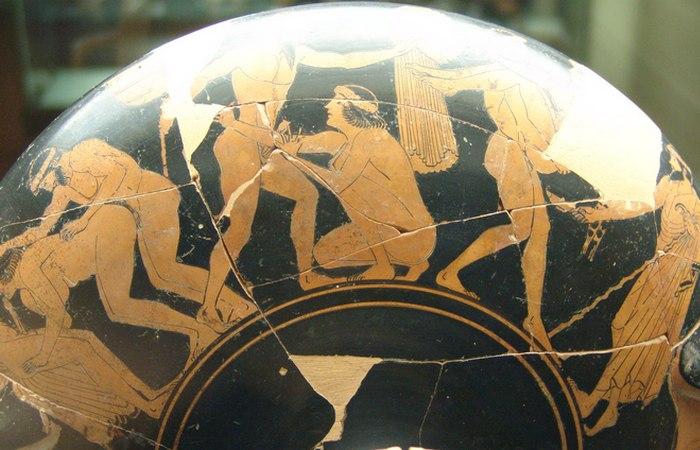 Изображение секса в античности