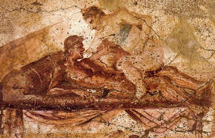 Гомосексуализм в антические времена