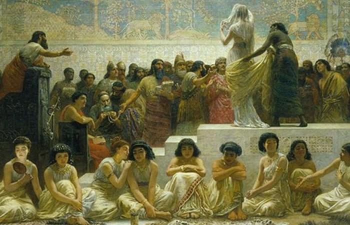 Сексуальность брак семья в древних афинах