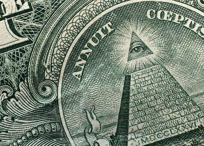 Их символ присутствует на долларах США./фото: fotojoin.ru