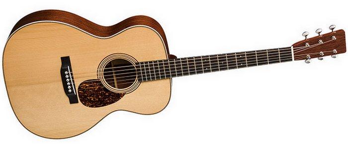 Уникальная гитара OM-45 De Luxe Authentic 1930.