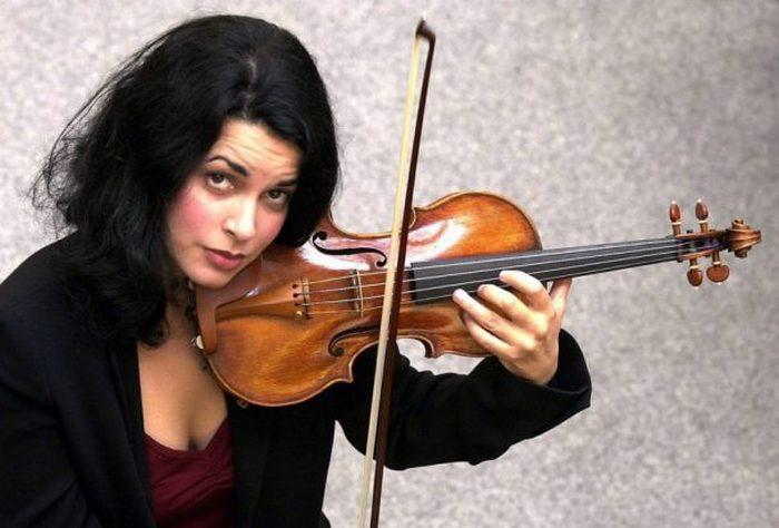 Уникальная скрипка Страдивари «Lady Tennant».