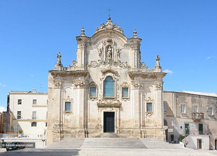 Церковь «San Francesco d'Assisi».