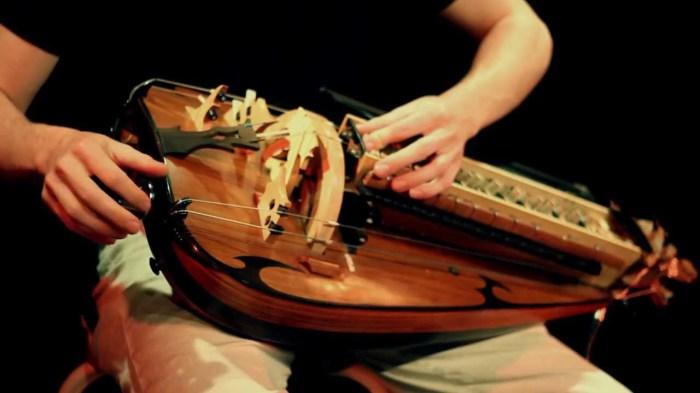 Невероятные музыкальные инструменты.