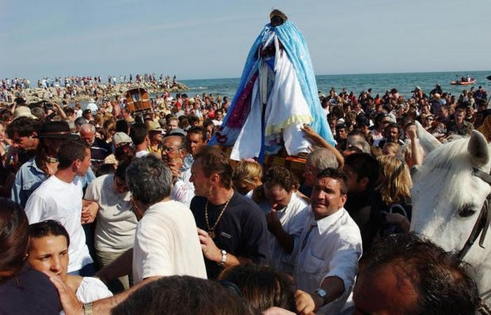 Праздник народа ромале Сары Кале.