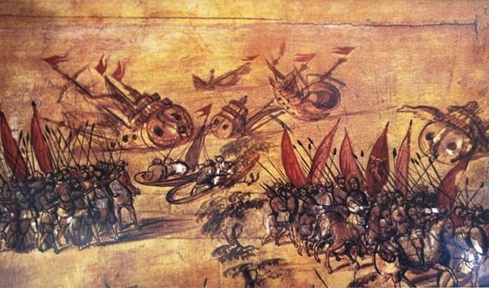 Тексты майя.
