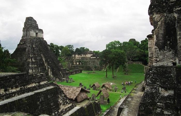 Пирамиды и города майя. | Фото: infoglaz.ru
