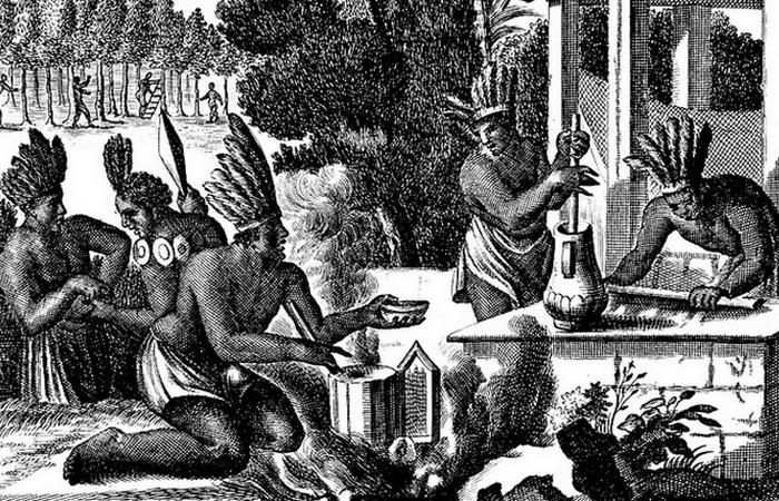 Какао,вода, мед, перец чили, кукурузная мука. | Фото: futura-sciences.com