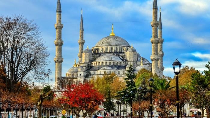Мечеть Султана Ахмеда
