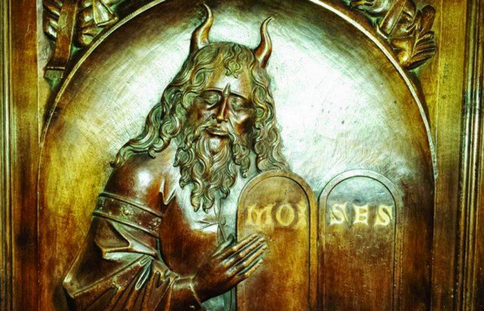 У Моисея были рога...