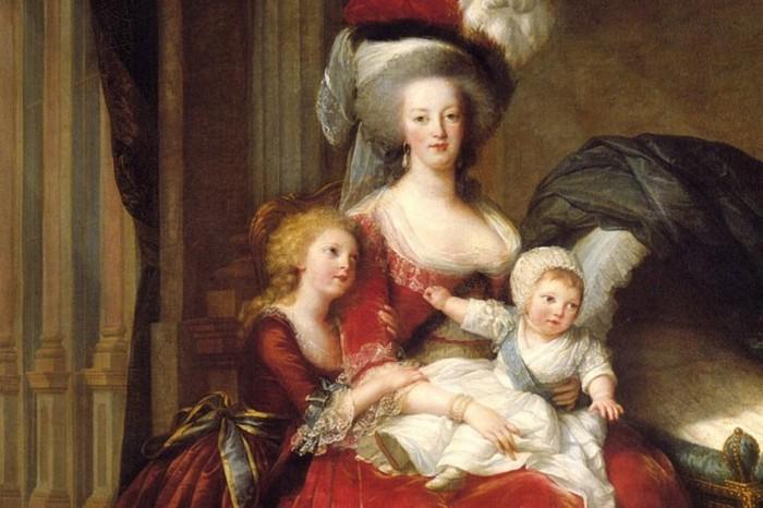 Пропавший без вести сын Марии-Антуанетты.