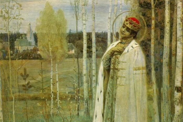 Святой Дмитрий.