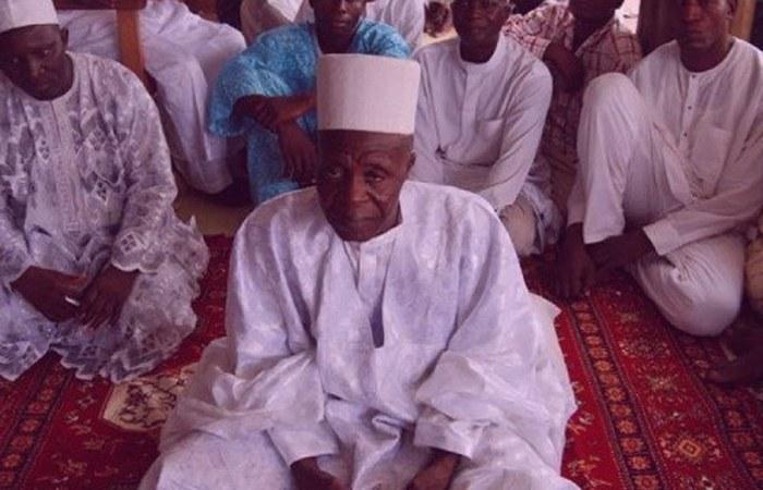 Мусульманский священнослужитель Мухаммед Белло Абубакар.