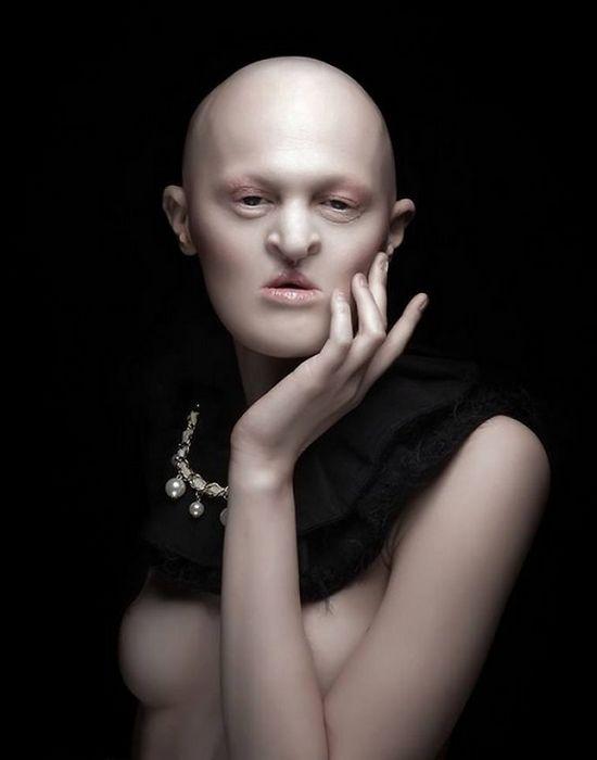 Мелани Гайдос - невероятная и провокационная модель.
