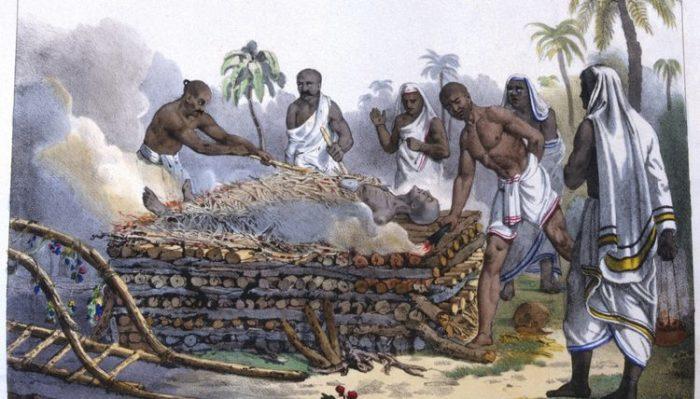 Смерть как путь к предкам.