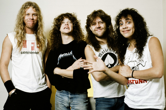 Metallica - золотой стандарт хэви-метала.
