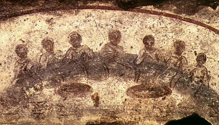 Возможно книги содержат описание обрядов ранних христиан.