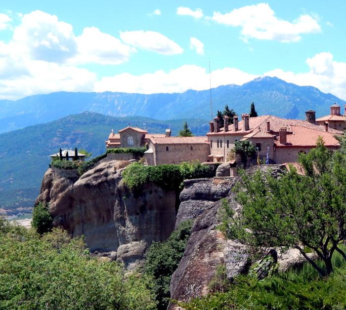 Agios Stefanos - монастырь святого Стефана. | Фото: Светлана Манукян.