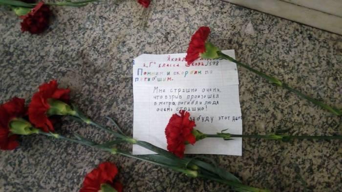 Питер спешит на помощь: как трагедия в метро сплотила горожан \ Фото: @spblive.ru