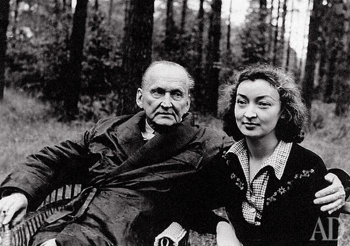 Александр и Лидия Вертинские.