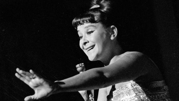Советская певица, которую обожали в Польше.