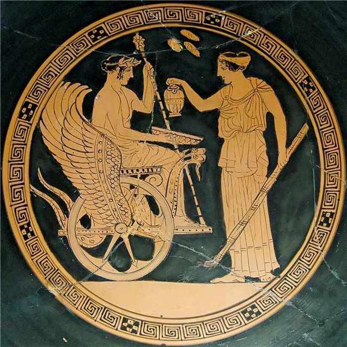 Древнегреческие мифи и легенд