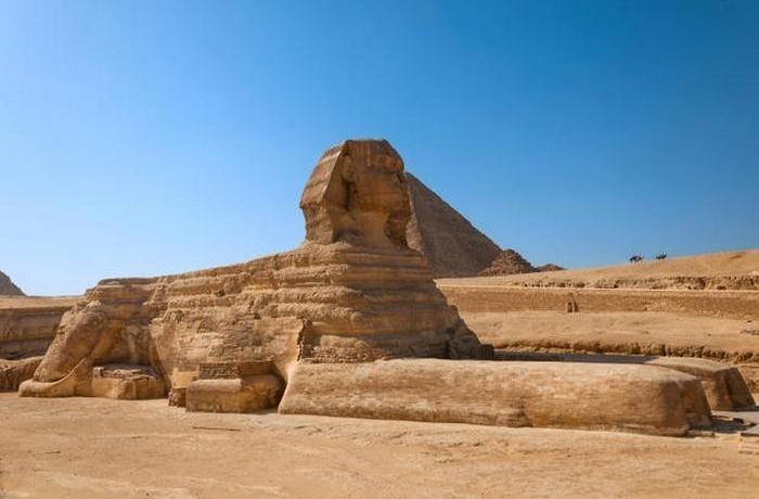 Египетский сфинкс добрее греческого.