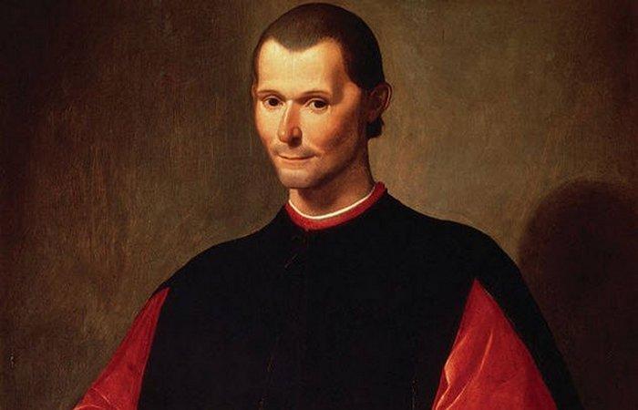 Макиавелли - автор трактата «Государь» / Фото: listverse.com