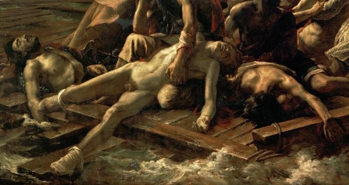 Изображение мёртвых тел взбудоражило критиков.