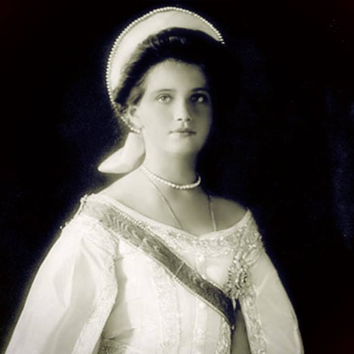 Мария Николаевна Романова, Святая царевна