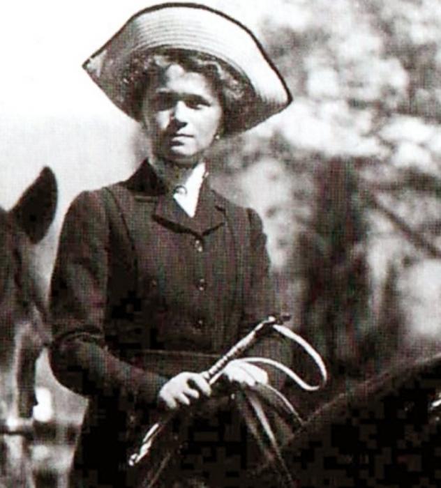 Княжна Ольга.