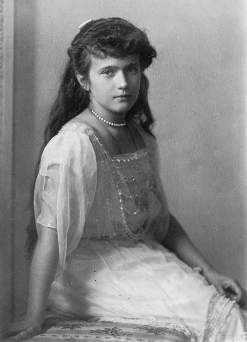 Княжна Анастасия.