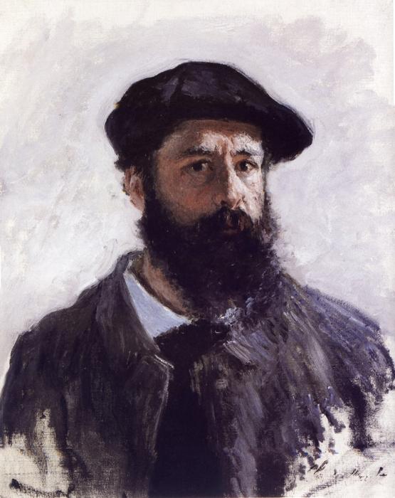 Клод Моне - художник, который должен был стать бакалейщиком.