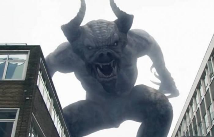Монстр из мифа: Абаддон. / Фото: moy.su
