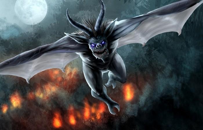 Монстры из мифа: упыри. / Фото: celesteprize.com