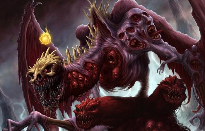 Злобный демон./фото: wp-b.com