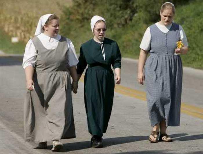 У мормонов равноправие по гендерному признаку./фото: taboo.su